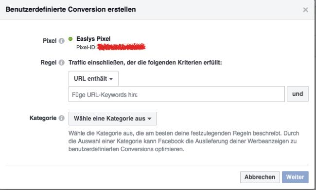 Facebook Pixel Anleitung