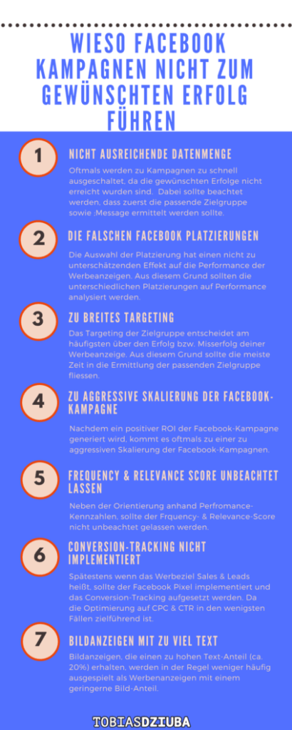 Facebook Kampagnen optimieren