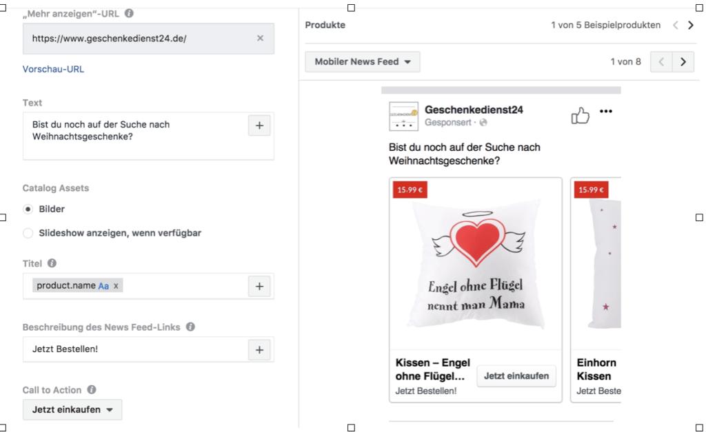 Retargeting Facebook Einrichten