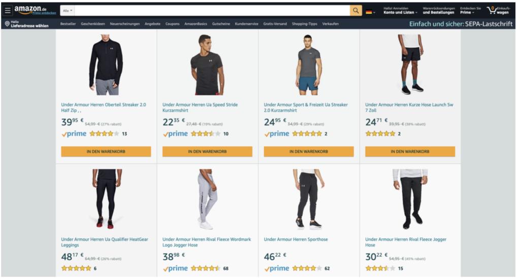 Amazon Brand Kampagnen erstellen