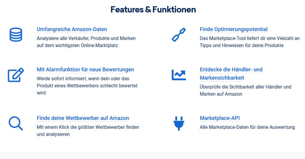 sistrix marketplace modul