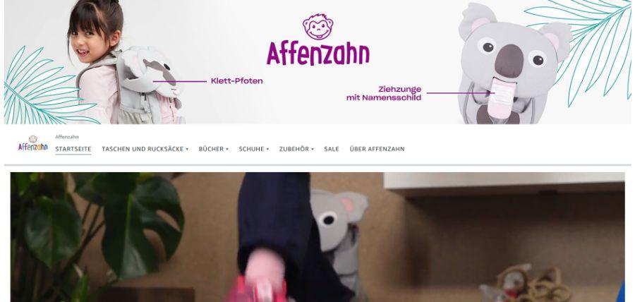 Amazon Brand Store Beispiele