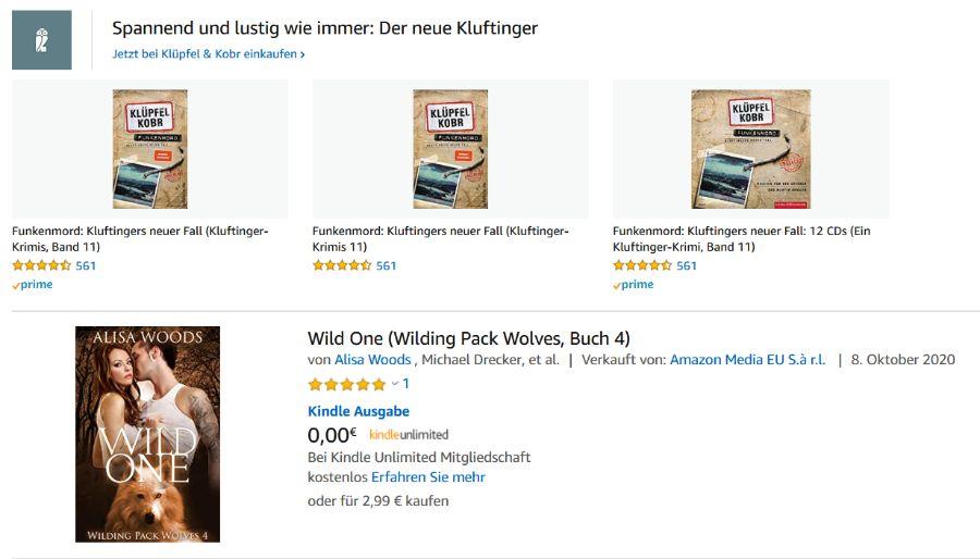 Amazon bücher verkaufen